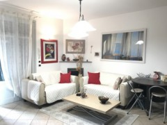 Half independent apartment in villa with private garden, car garage and cellar for sale in the Golf Club of Garlenda - 6