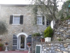 Independent big villa made by stones in the Alassio Hills - 2
