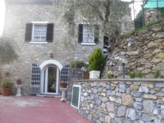 Independent big villa made by stones in the Alassio Hills - 37