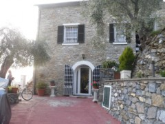 Independent big villa made by stones in the Alassio Hills - 35