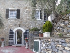 Independent big villa made by stones in the Alassio Hills - 38