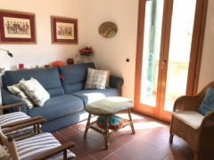 Apartment in an independent Villa with a big private garden and an independent entrance, for sale at the Golf Club of Garlenda - 7