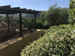 Apartment in an independent Villa with a big private garden and an independent entrance, for sale at the Golf Club of Garlenda - 4