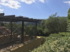 Apartment in an independent Villa with a big private garden and an independent entrance, for sale at the Golf Club of Garlenda - 2
