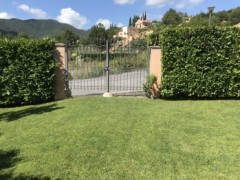 Apartment in an independent Villa with a big private garden and an independent entrance, for sale at the Golf Club of Garlenda - 15