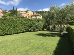 Apartment in an independent Villa with a big private garden and an independent entrance, for sale at the Golf Club of Garlenda - 19